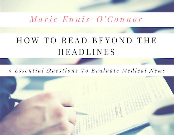 How to Read Beyond the Headlines