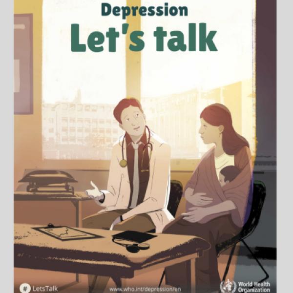 World Health Day 2017: Depression - Let's talk