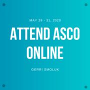 ASCO Goes Virtual 2020