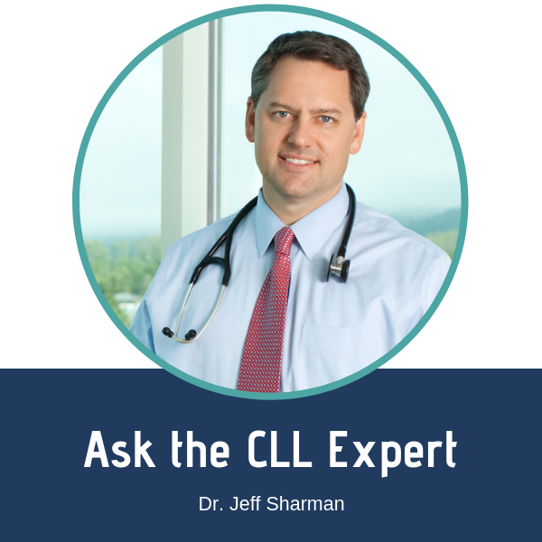 Ask the CLL Expert - Dr. Jeff Sharman