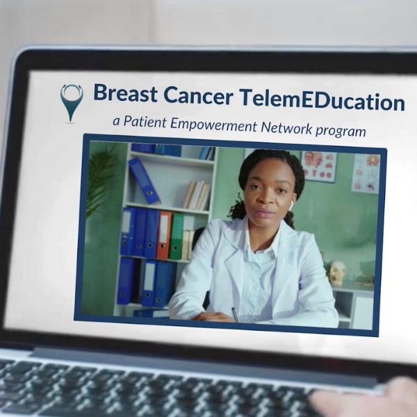 Breast Cancer TelemEDucation Empowerment Resource Center