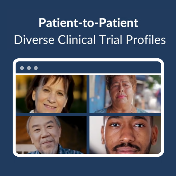 Patient-to-Patient Diverse CLL Clinical Trial Profiles