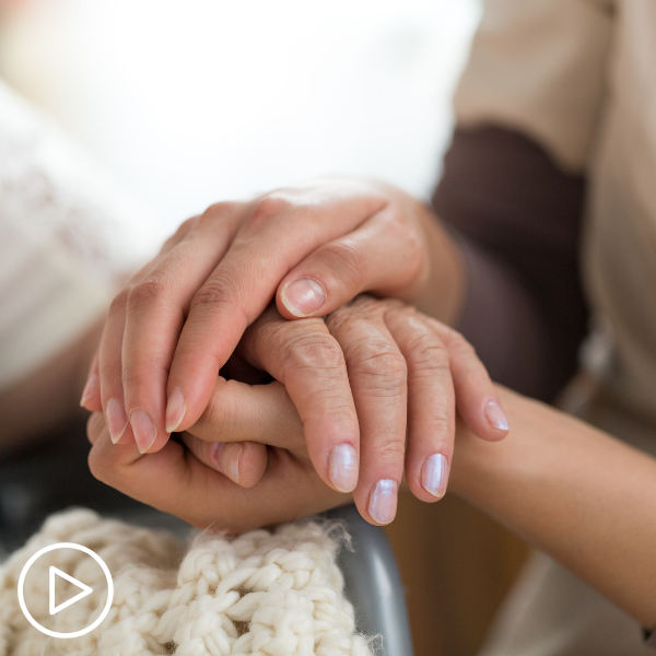 Caregiver Support: Taking Care of YOU