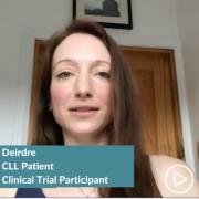 Chronic Lymphocytic Leukemia Deirdre's Clinical Trial Profile