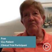 Chronic Lymphocytic Leukemia Fran's Clinical Trial Profile