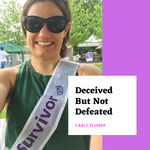 Deceived But Not Defeated