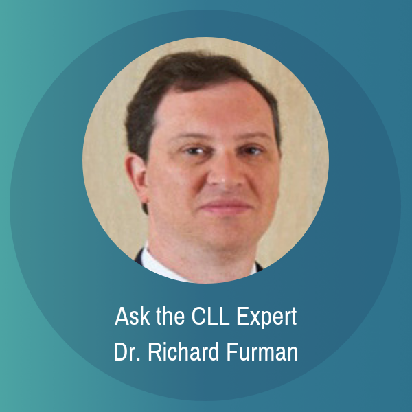 Ask the CLL Expert - Dr. Richard Furman