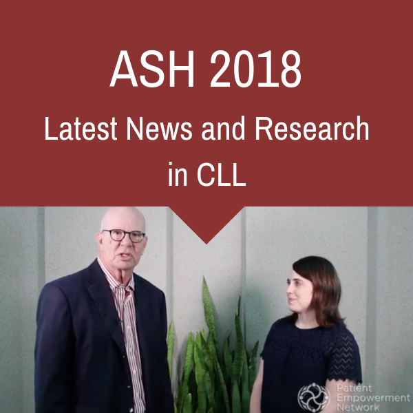 ASH 2018 - Latest News and Research in CLL