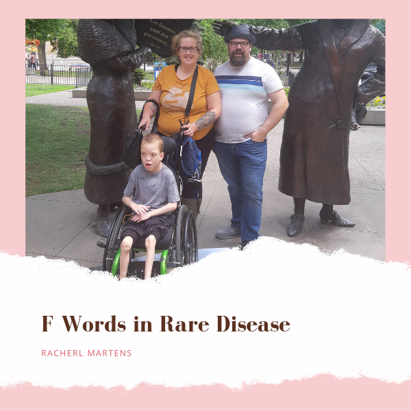 F Words in Rare Disease