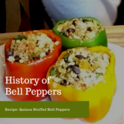 History of Bell Peppers