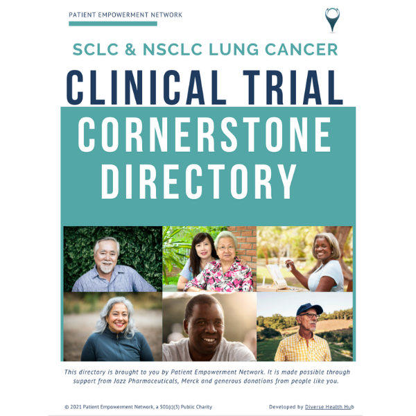 Lung Cancer Clinical Trial Cornerstone Resource Directory