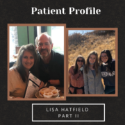 Patient Profile: Lisa Hatfield