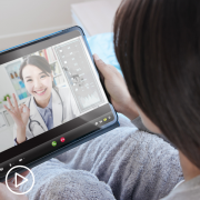 Lung Cancer Patient Shares Why Telemedicine Is an Important Tool