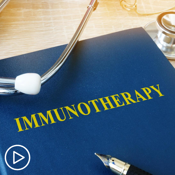 Lung Cancer Treatment: What Is Immunotherapy?