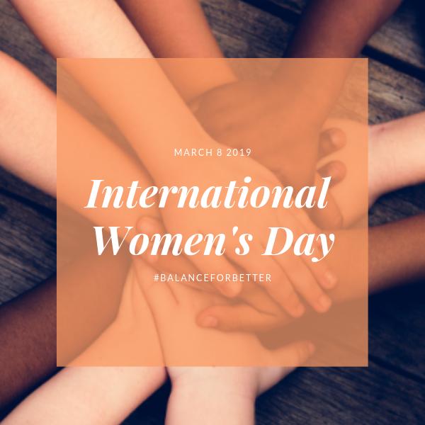 Spotlight On: International Women's Day 2019