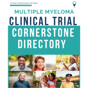 Myeloma Clinical Trial Cornerstone Resource Directory