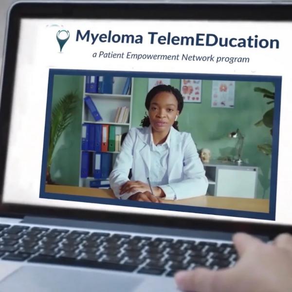 Myeloma TelemEDucation Empowerment Resource Center