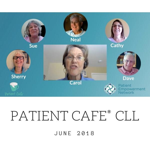 Patient Cafe® CLL - June 2018