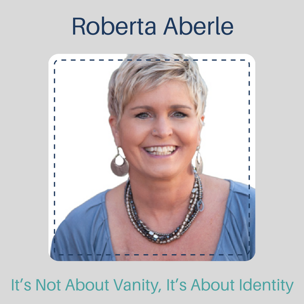 It's Not About Vanity, It's About Identity