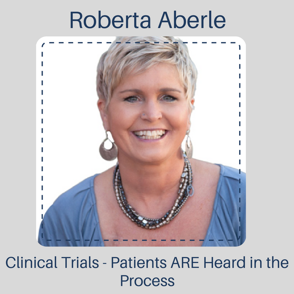 Clinical Trials - Patients ARE Heard in the Process