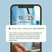 September 2021 Digital Health Roundup