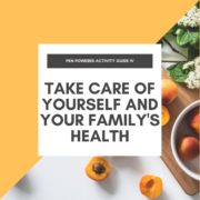 Take Care of Yourself and Your Family's Health