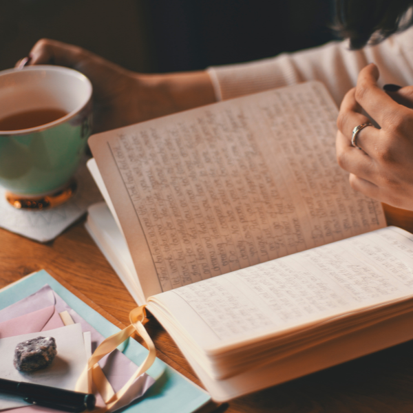 The Power of Journaling During Cancer Treatment