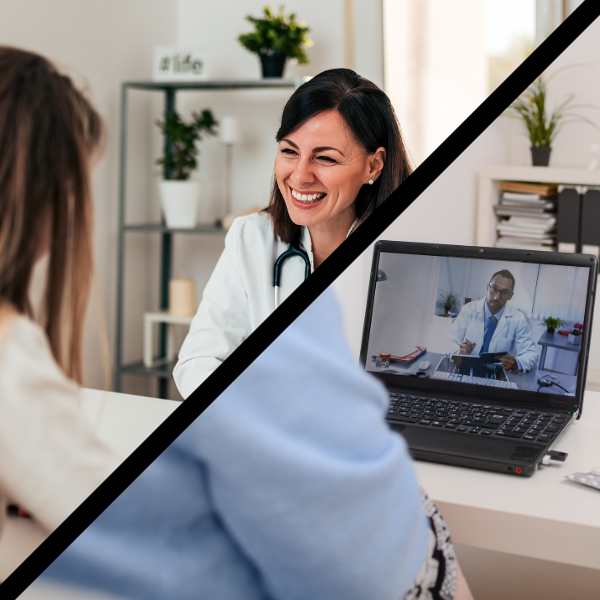 Tips for Myeloma Patients Deciphering Between In-Person or a Telemedicine Visit