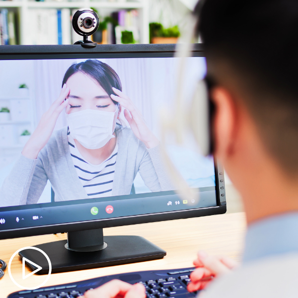 What Head and Neck Cancer Treatment Side Effects Can Be Monitored via Telemedicine