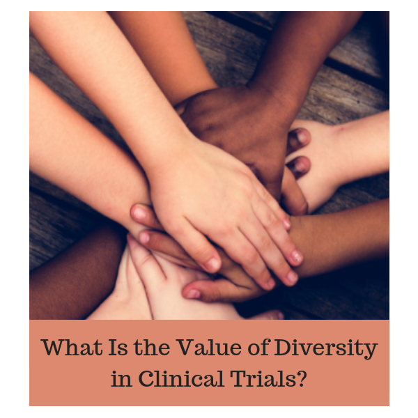 What Is the Value of Diversity in Clinical Trials?