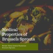 Zesty Lemon Parmesan Brussels Sprouts