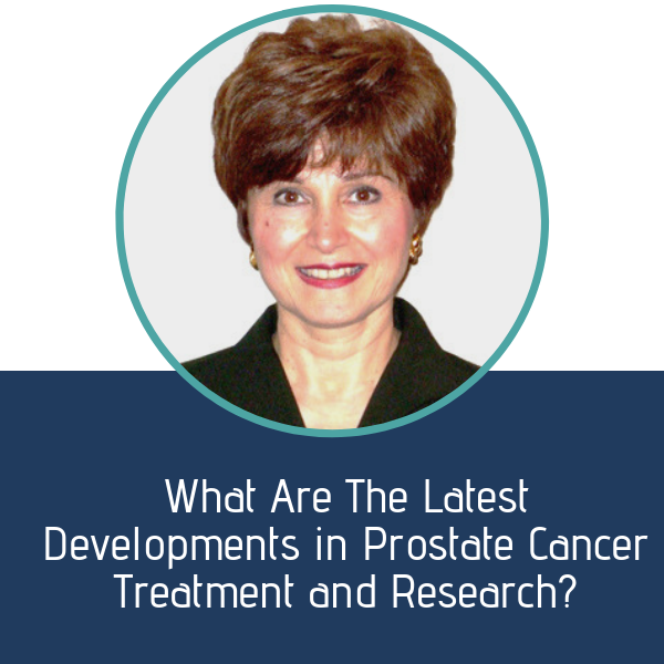 What Are the Latest Developments in Prostate Cancer Treatment and Research?